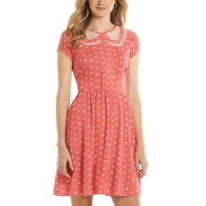 Lauren Conrad Disney 4 Minnie Mouse Dot Dress